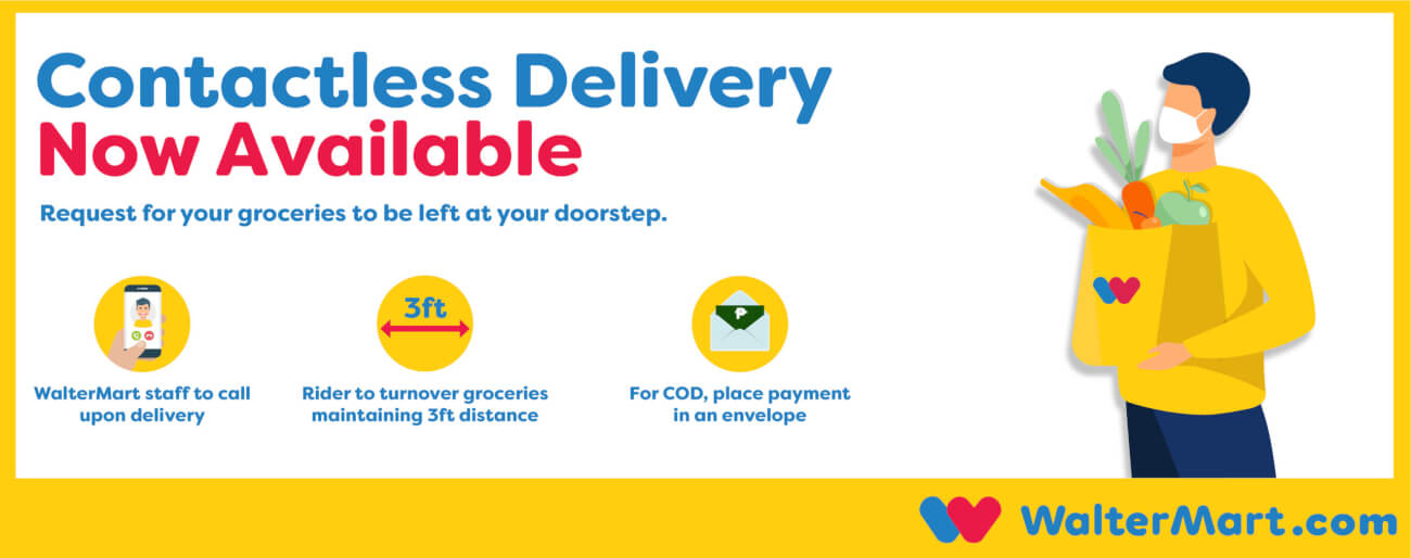 Contactless Delivery