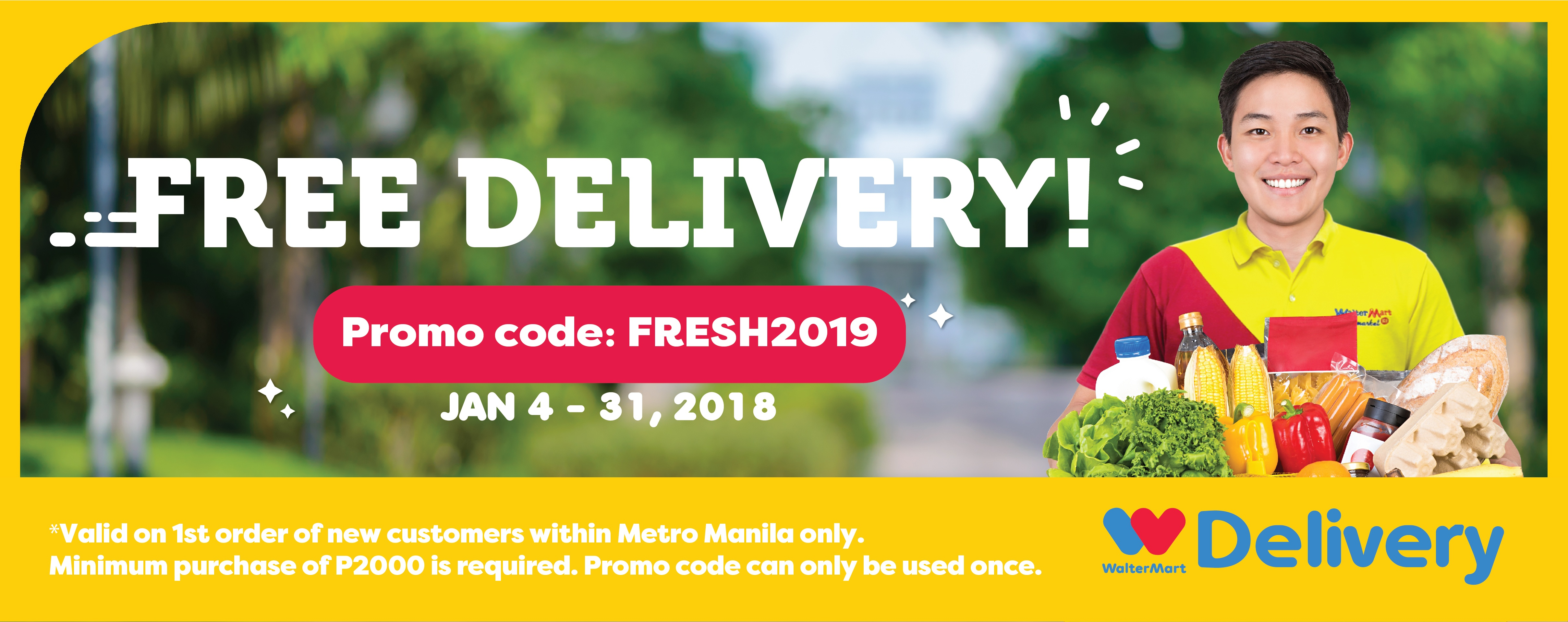 Free Delivery_Web Banners