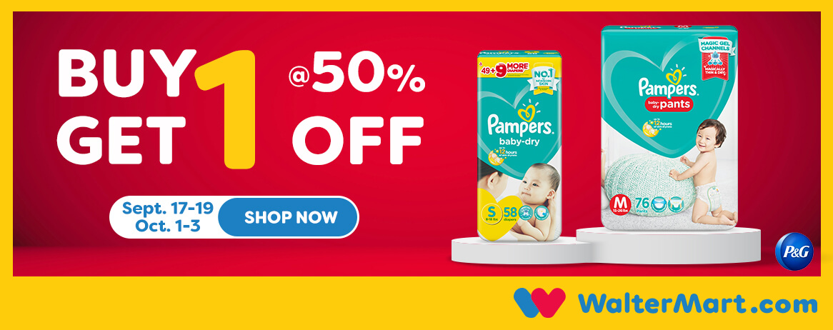 p&g payday sale web banner