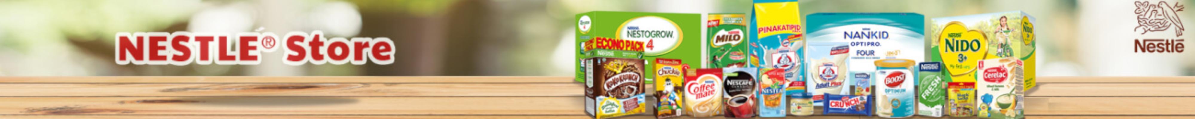 Nestle store V2
