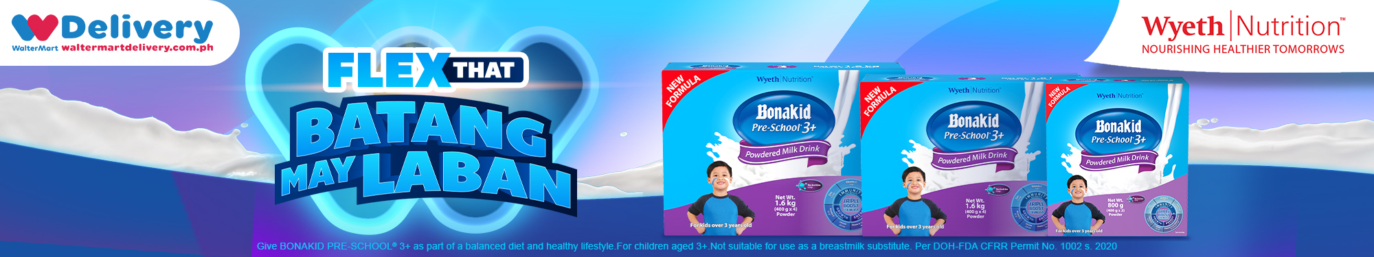 Bonakid Brand Banner